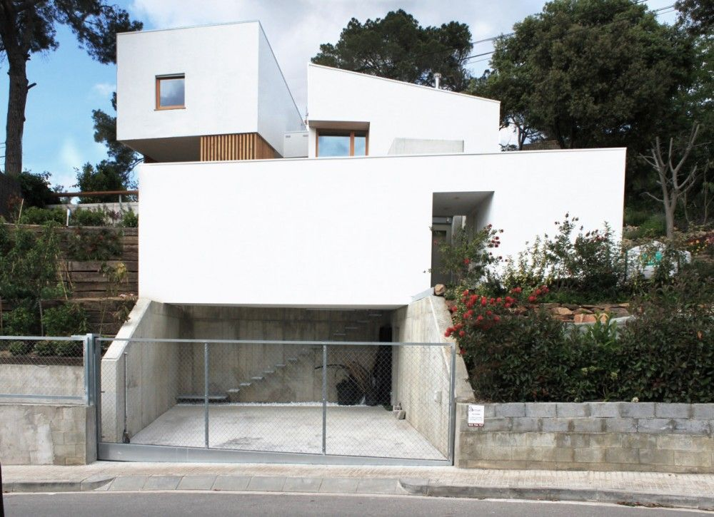 Alventosa Morell Arquitectes - La Floresta House - //