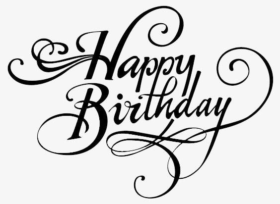 Happy Birthday Birthday Clipart Birthday Happy Png Transparent