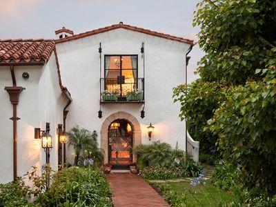 San Ysidro Lane Montecito California In 2019 Spanish
