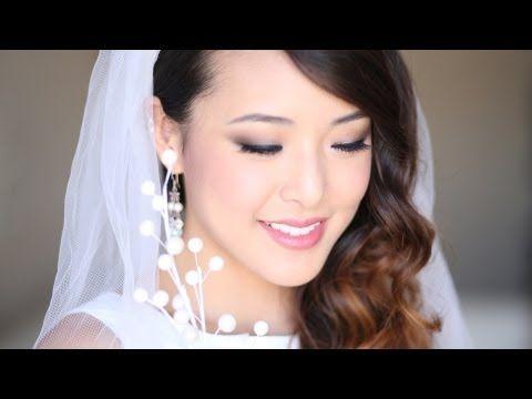 Bridal Wedding Makeup Tutorial Great Tips For Long Lasting Lip Color