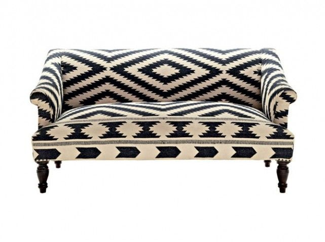 le retour du kilim pour une d co ethnique canap s deco. Black Bedroom Furniture Sets. Home Design Ideas