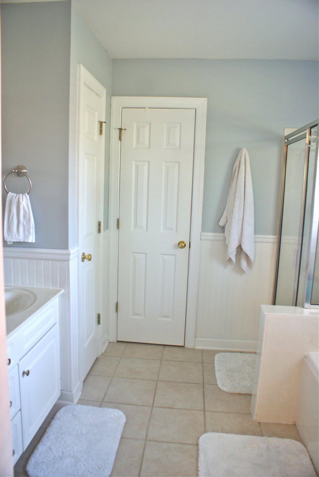 hello newman's master bathroom is finished  bathroom