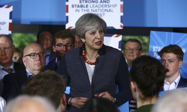 ITV plans election debate and invites May even though she WON'T go