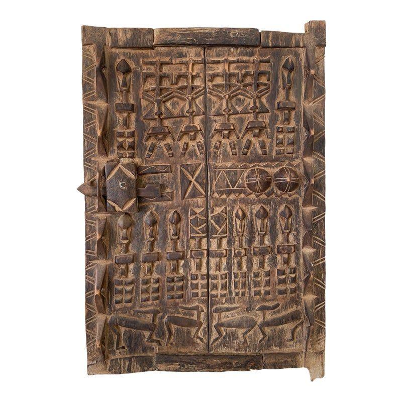Dogon Door Mali African 24.25