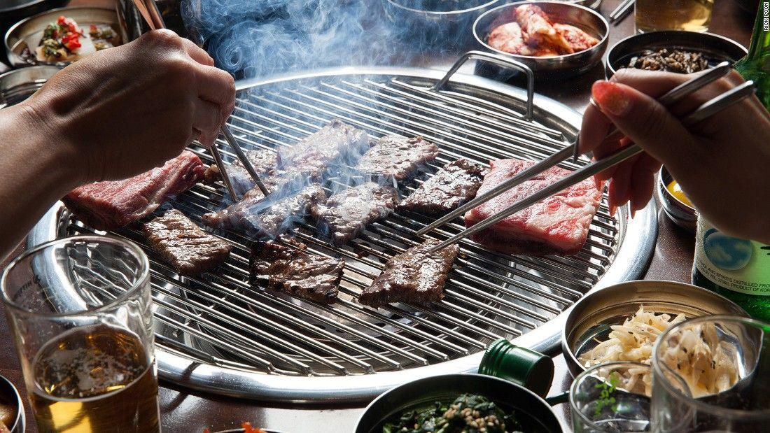 Singapore S Top 20 Inexpensive Restaurants Korean Bbq Buffet Buffet Restaurant Korean Bbq