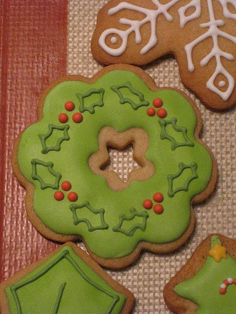 Holiday Wreath by jeffmgosche, via Flickr
