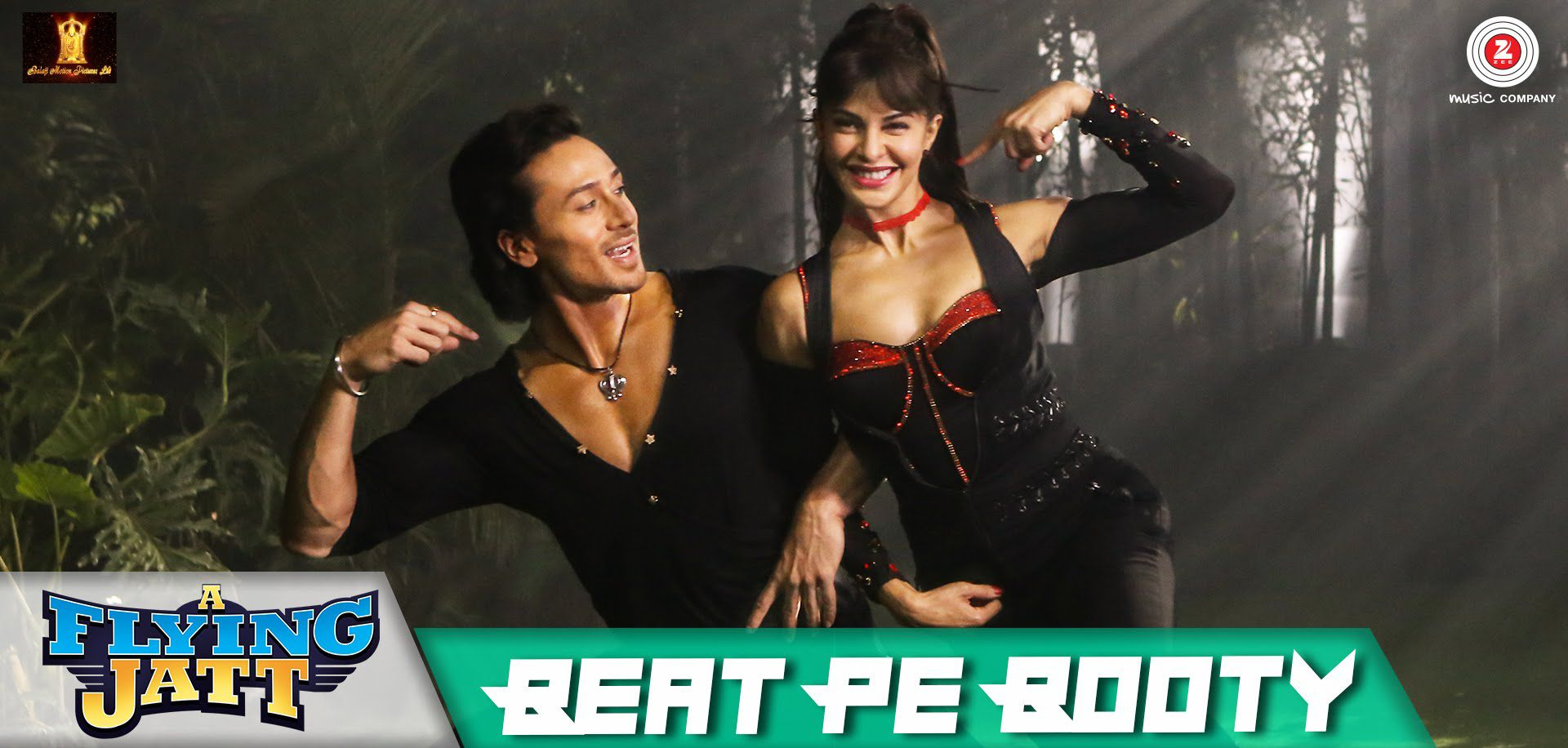 Beat Pe Booty Tiger Shroff Does Kickass Gymnast Moves But We Cant