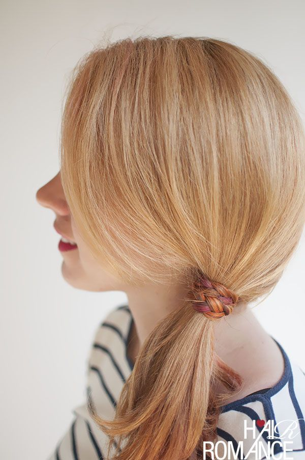 Quick Cute Hairstyles Quick Cute And Easy Ponytail Variations  Ponytail