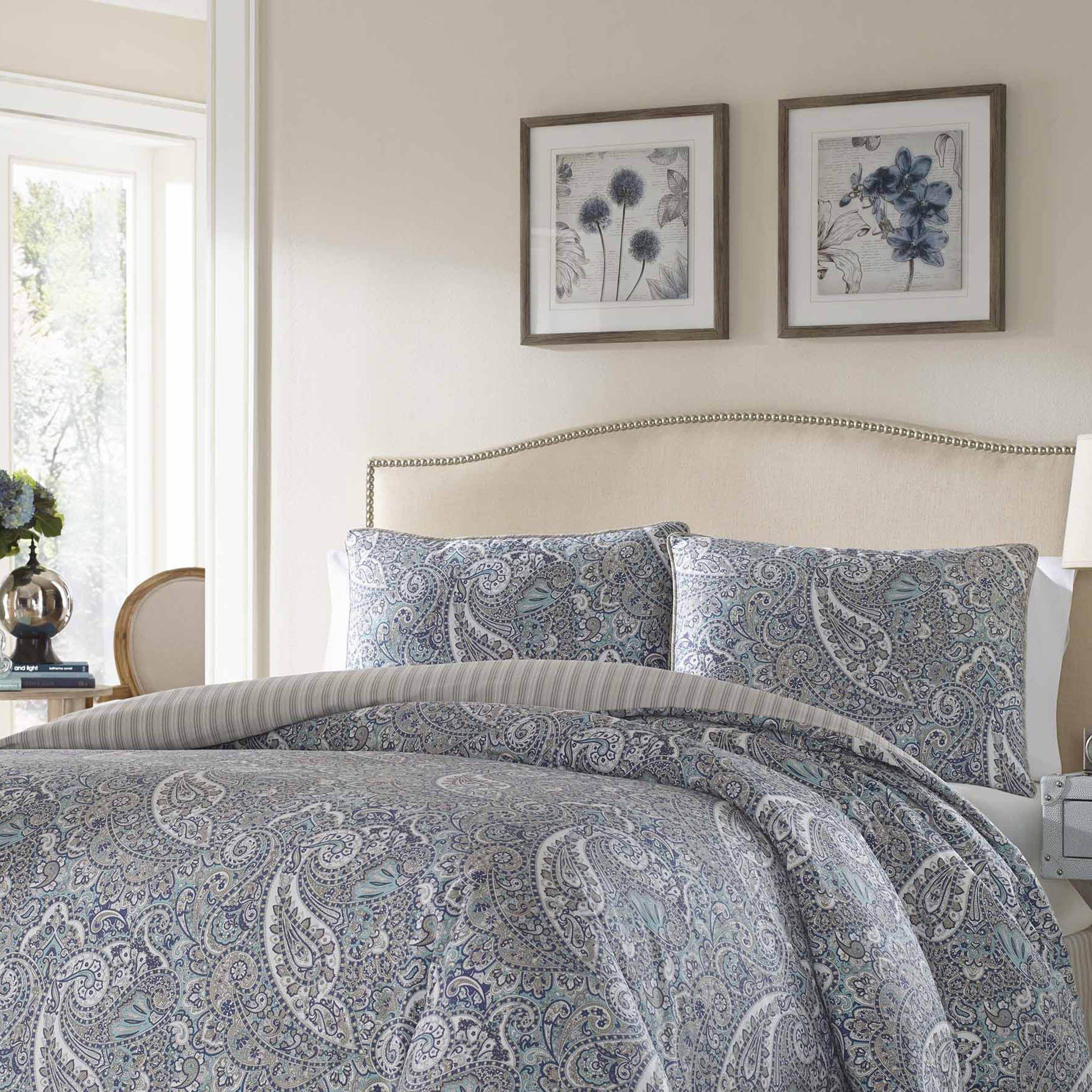 dbda44397ad9514d26479ce21cc4f50d - Better Homes And Gardens Indigo Paisley Comforter Set