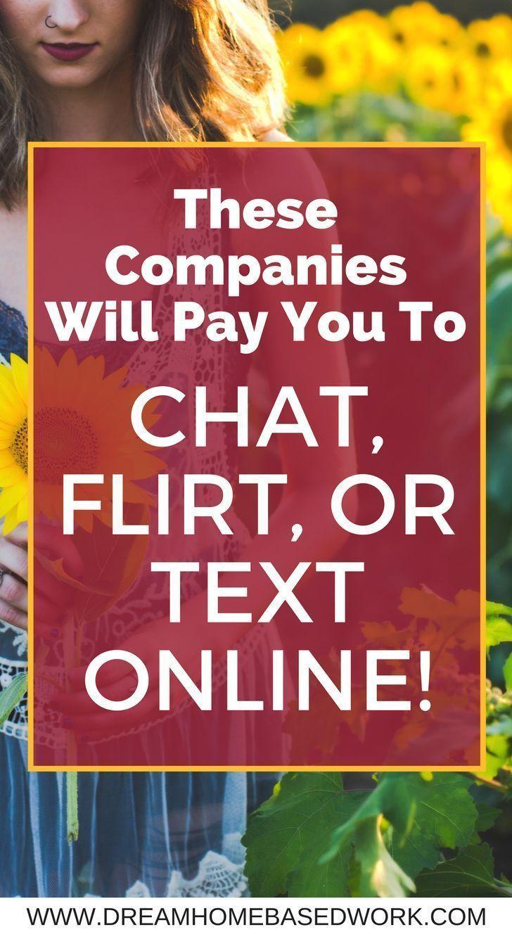 wie man online flirtet