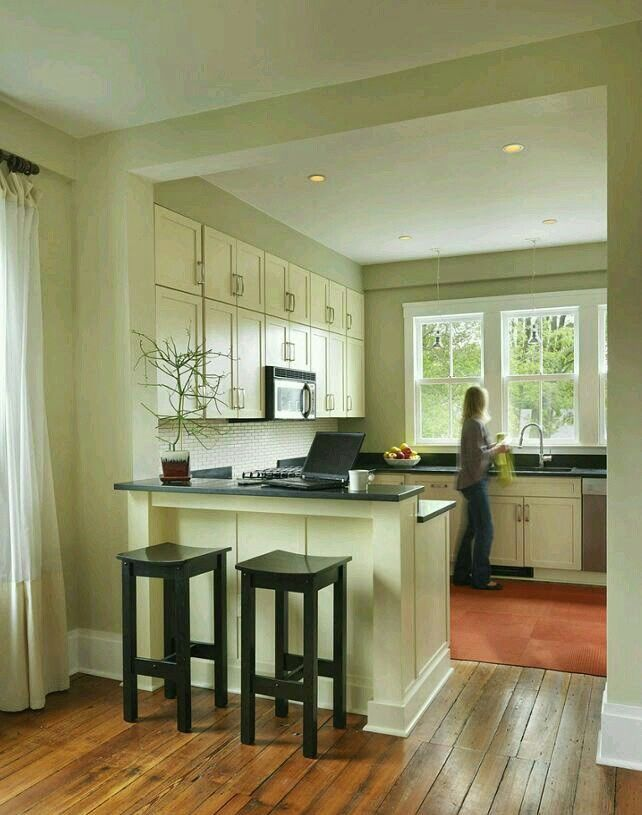 Cocina pequeña | Decoración del hogar | Pinterest | Wohnideen und Küche