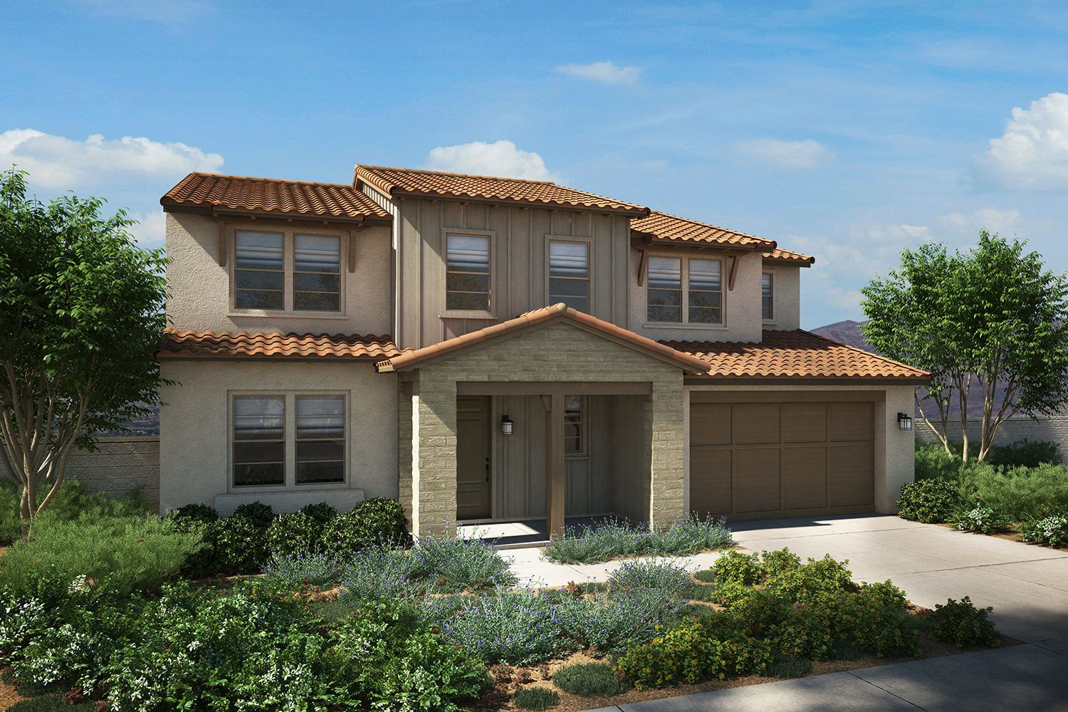 Executive anvil pardee homes gated community house styles