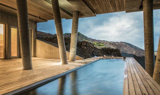 Modern Adventure Hotel Thingvellir Iceland Boutique Homes