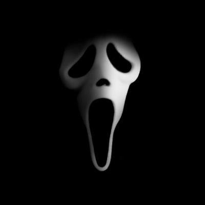 Lets Scream Scream Movie Horror Movie Art Ghostface
