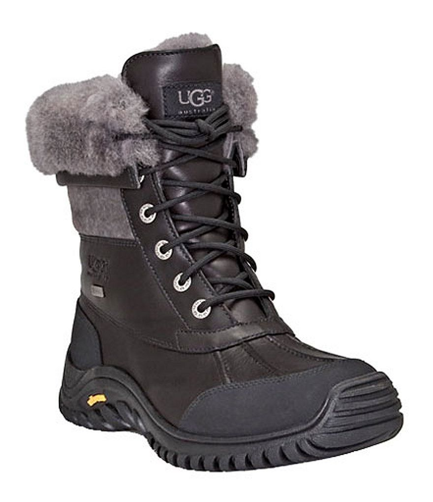 Shop for UGG® Adirondack II Cold Weather Lace Up Waterproof Duck Boots at  Dillards.