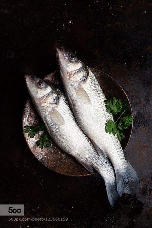 Lubinas como la plata by RaquelCarmonaRomero  IFTTT 500px cooking cuisine dark delicious fish food foodphotography foodporn foodstylist fresh go