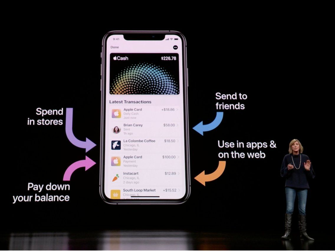 Apple S 2 Cash Back Credit Card Rewards Are Interesting But I M