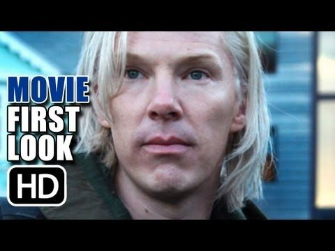 The Fifth Estate (2013) - First Look Benedict Cumberbatch As Wikileaks J...