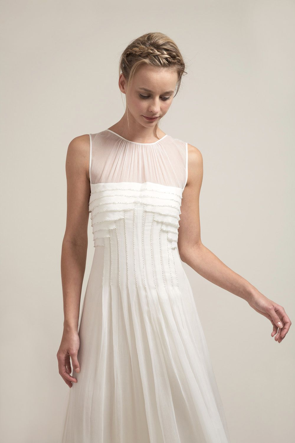 HB6899 L This Limited Edition Style Is Unlike Any Other Wedding Dress Out There The