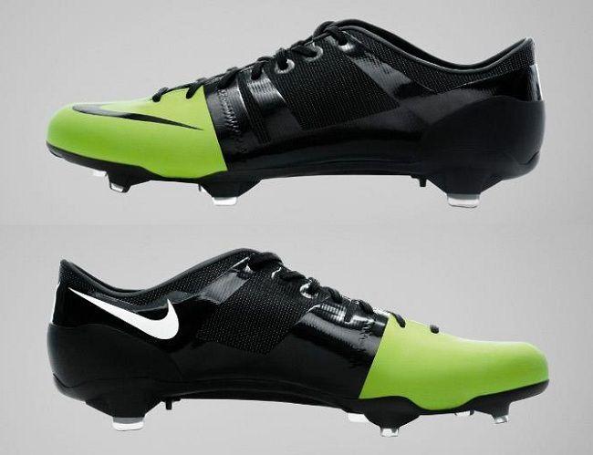 nike green speed soccer cleats