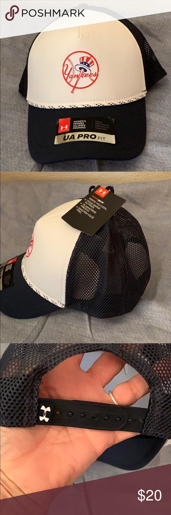 New York Yankees Cap Nwt New York Yankees Yankees Women Accessories Hats