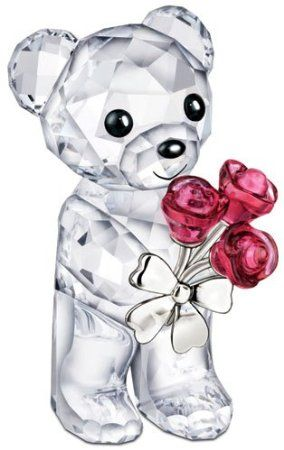 Swarovski Red Roses For You from Lovely Valentine's Day Roses Gift Ideas 2013