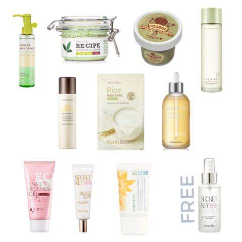 Pin On 10 Step Korean Skin Care Routine