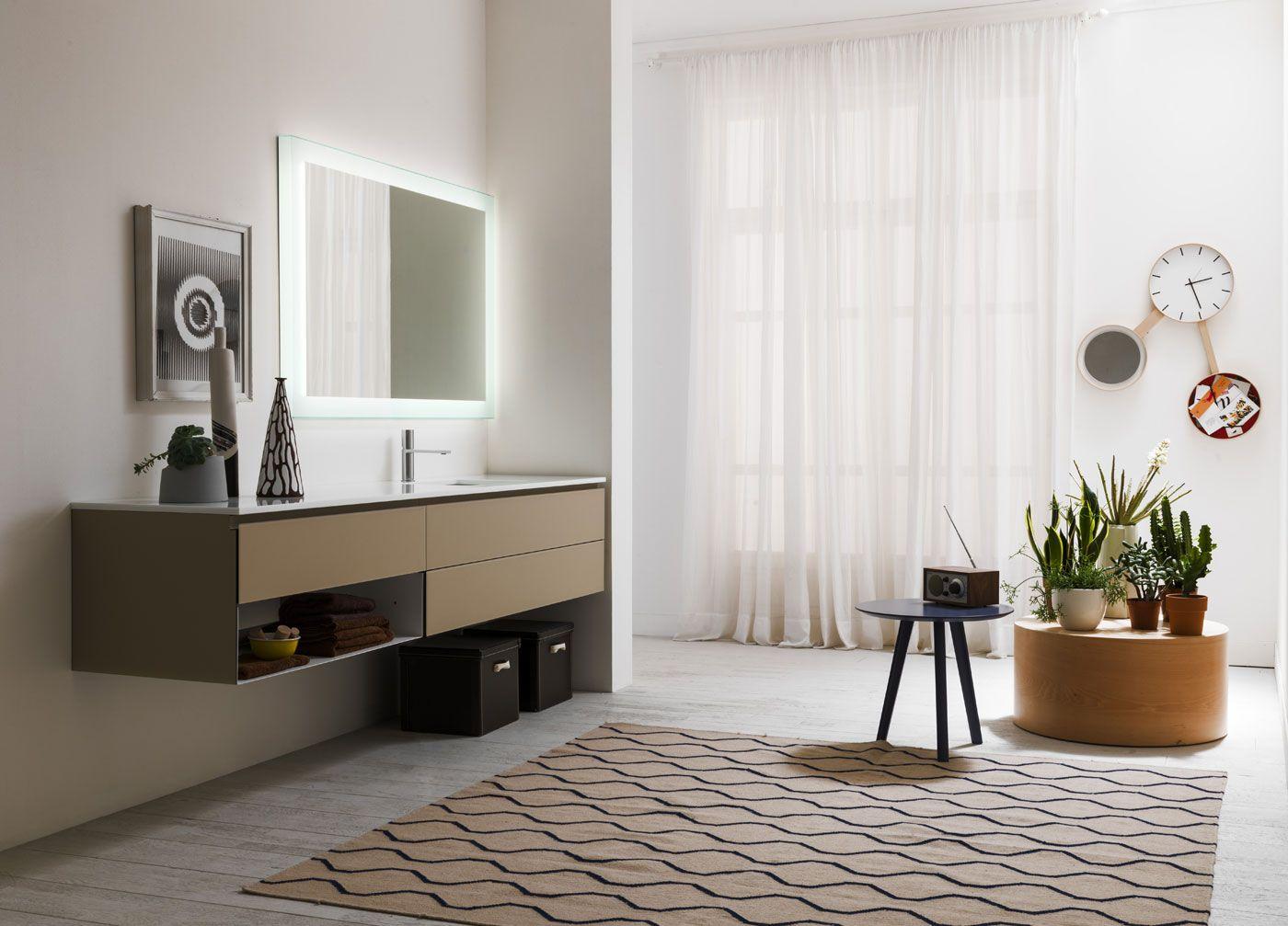 monolite 2.0 - zusammensetzung al 354 - das badezimmer, design, Badezimmer