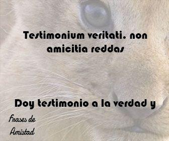 Los proverbios en latín más famosos