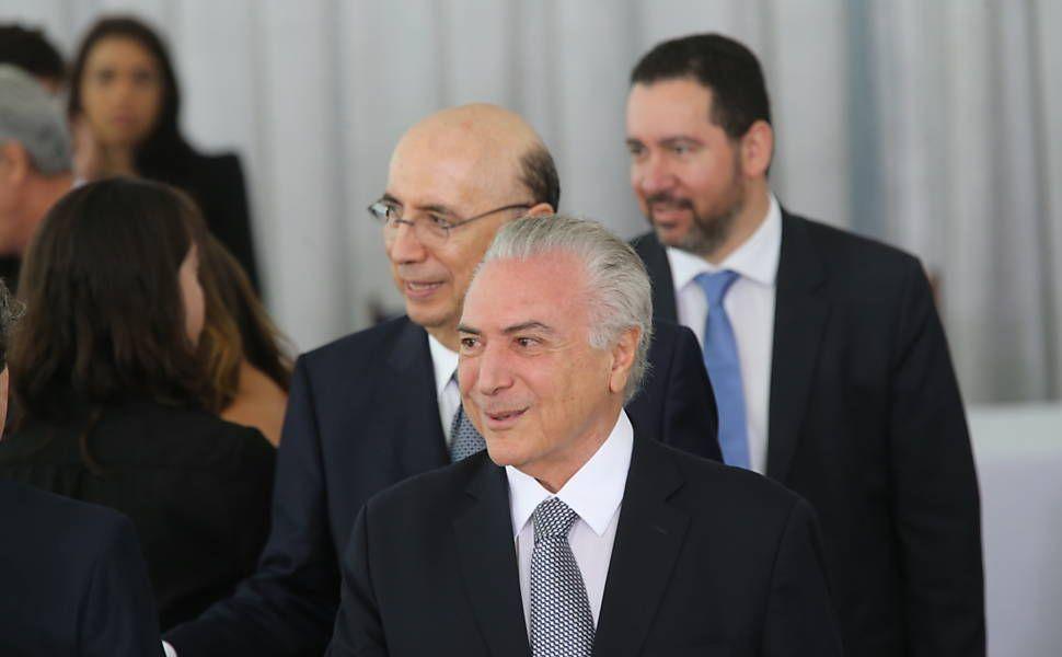O presidente Michel Temer disse que a exclusão de servidores estaduais da reforma da Previdência facilitará a aprovação da medida no Congresso.