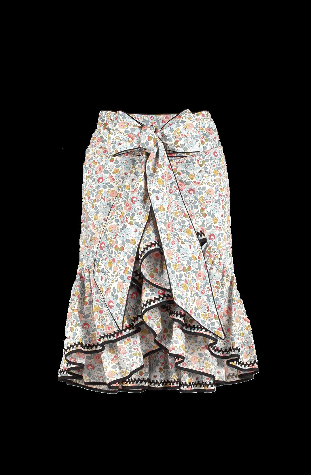 Besito Skirt Blue Margarita
