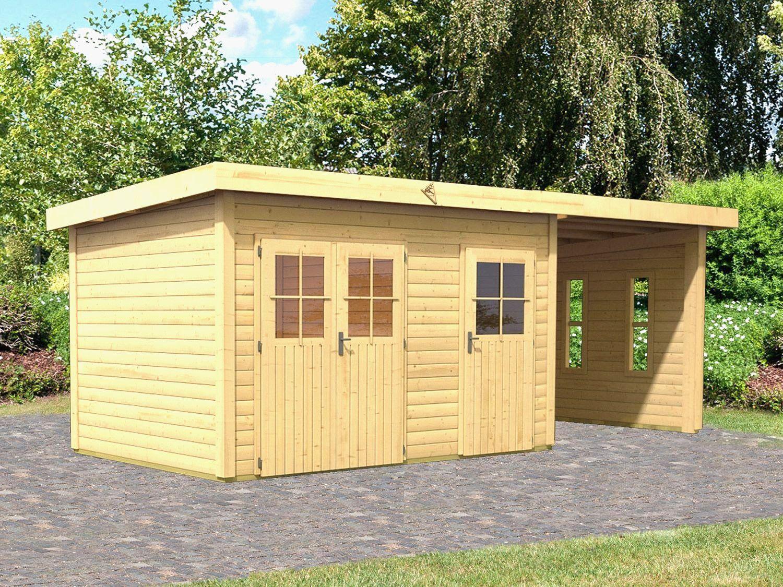 Ideen 44 Zum Gartenhaus Aus Wpc Outdoor structures