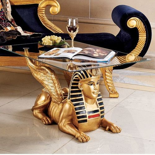 Found it at Wayfair Egyptian Coffee Table DecoratingPainting