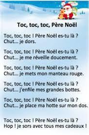 bildergebnis für chanson de noël en français notes   learning french for kids, french poems