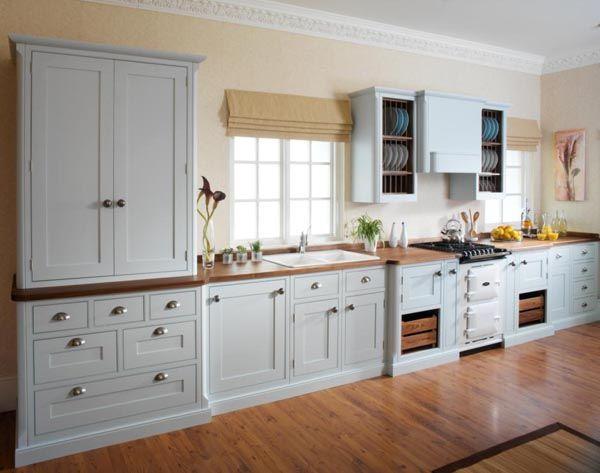 Plan Shaker Style Kitchen Cabinets Espresso Concerning Stave. Tiles ...
