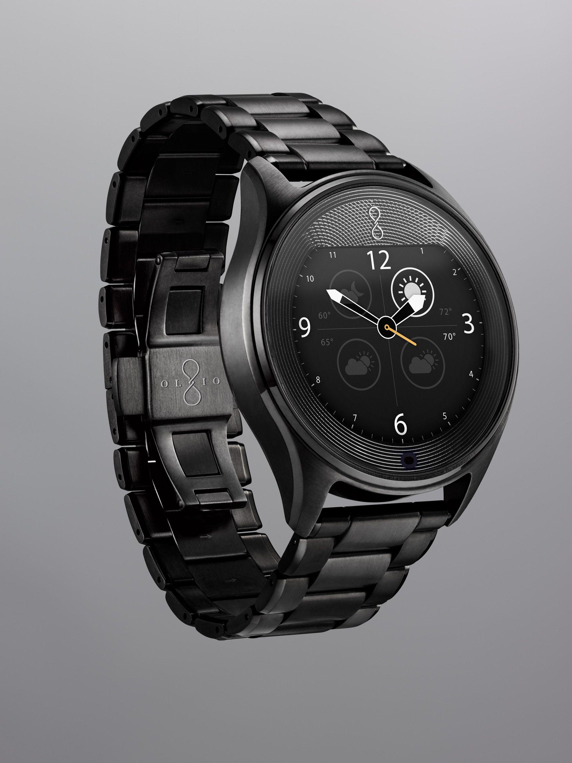 Iata smartwatch-ul creat de catre un fost designer Apple (Video)   iDevice.ro