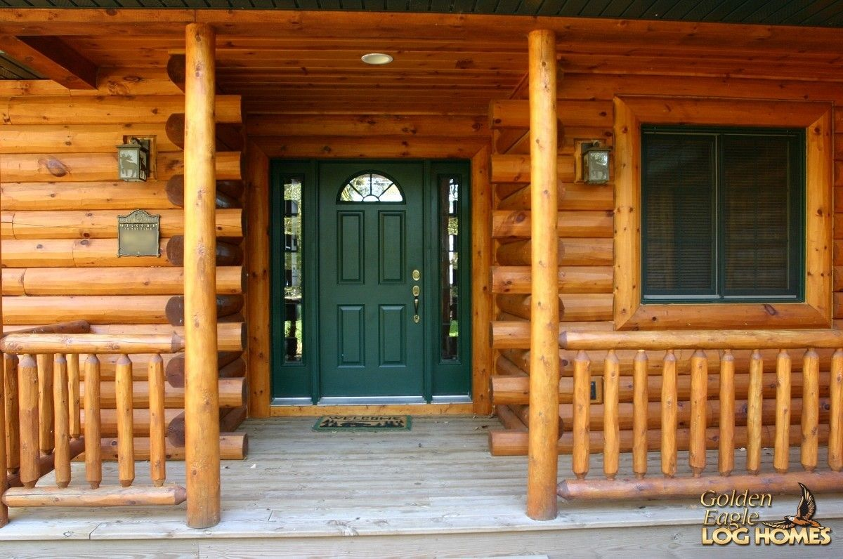 Log Cabin Front Door Images | http://thewrightstuff.us | Pinterest ...