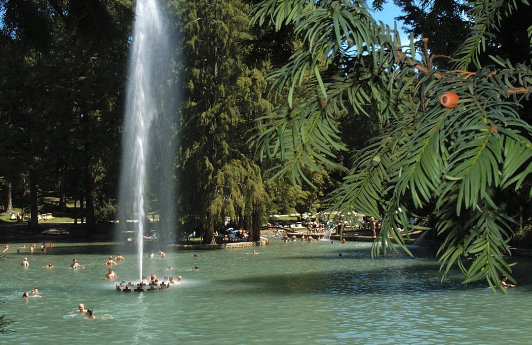 Thermal lakes Villa dei Cedri Lake Garda Lake garda