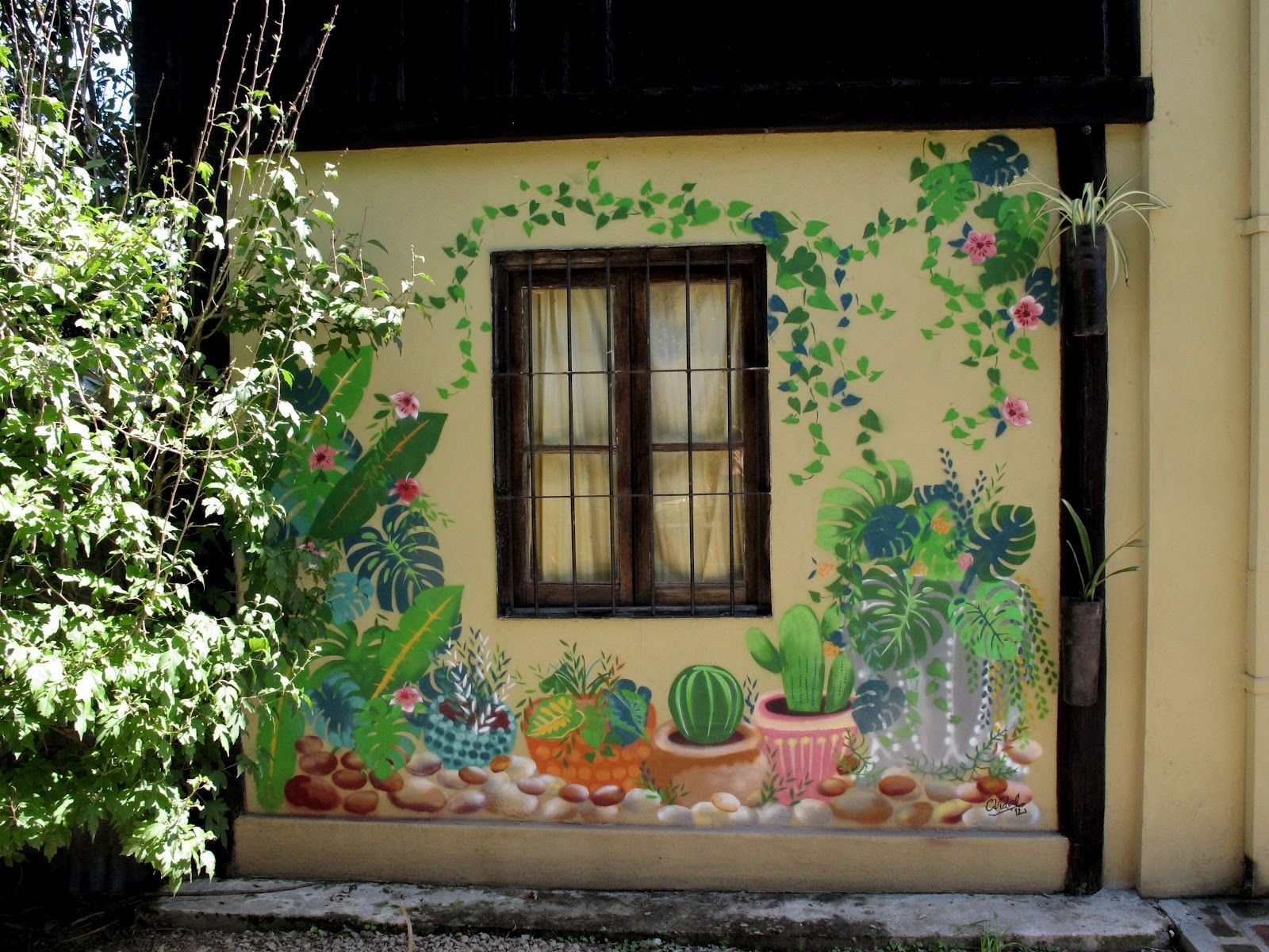 27++ Como pintar un muro exterior ideas