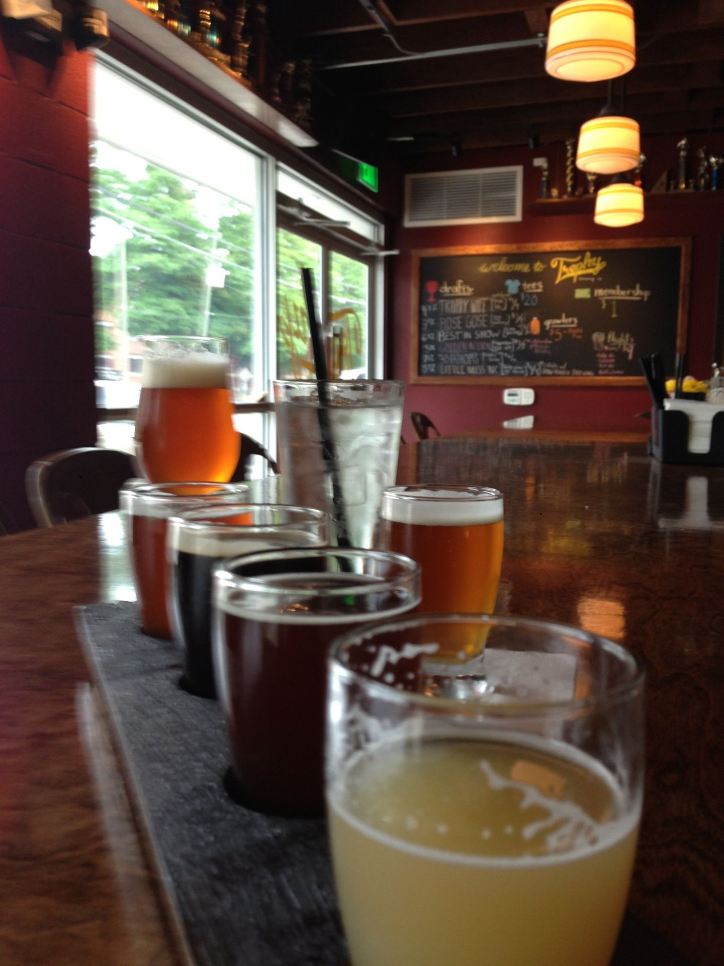 Trophy Brewing Company in Raleigh, NC Brewing company