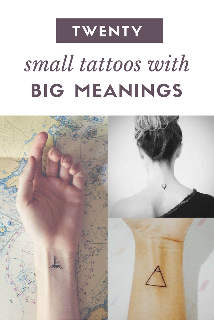 Small Minimal Tattoos That Have A Meaning Tiny Tattoos With Meaning Tiny Tattoos For Women Small Tattoos