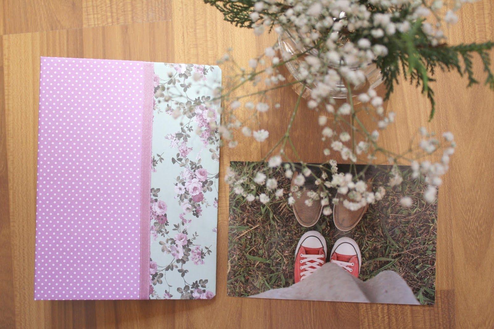 DIY Photo album #DIY #handmade