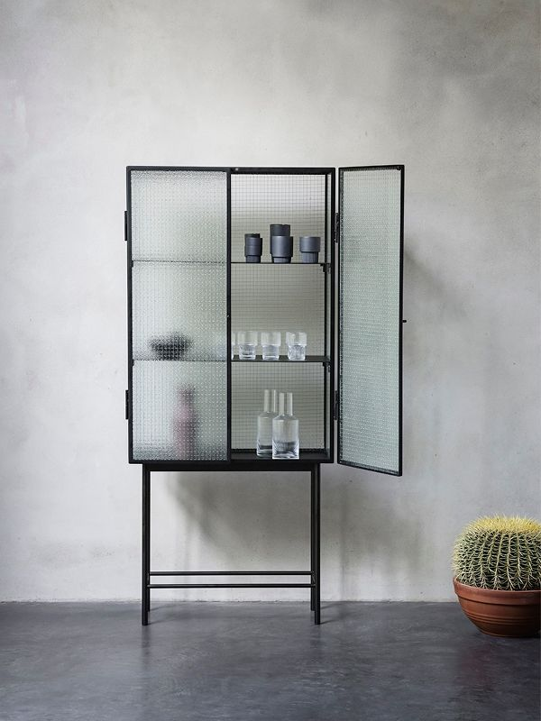 Haze Vitrine Designed In Collaboration With Says Who For Ferm Living
