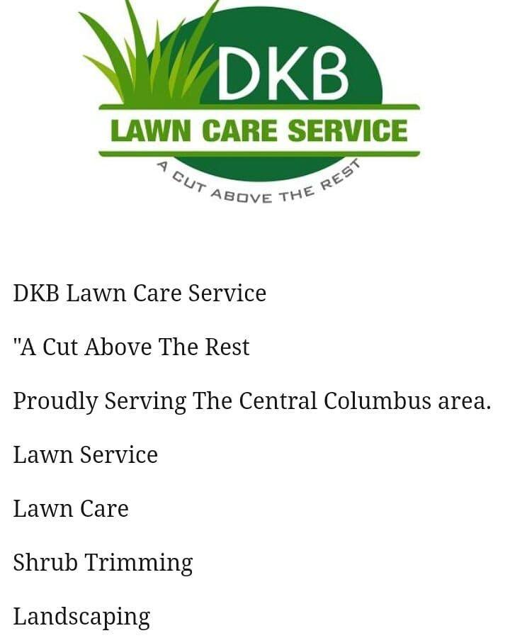 DKB Lawn Care Service
