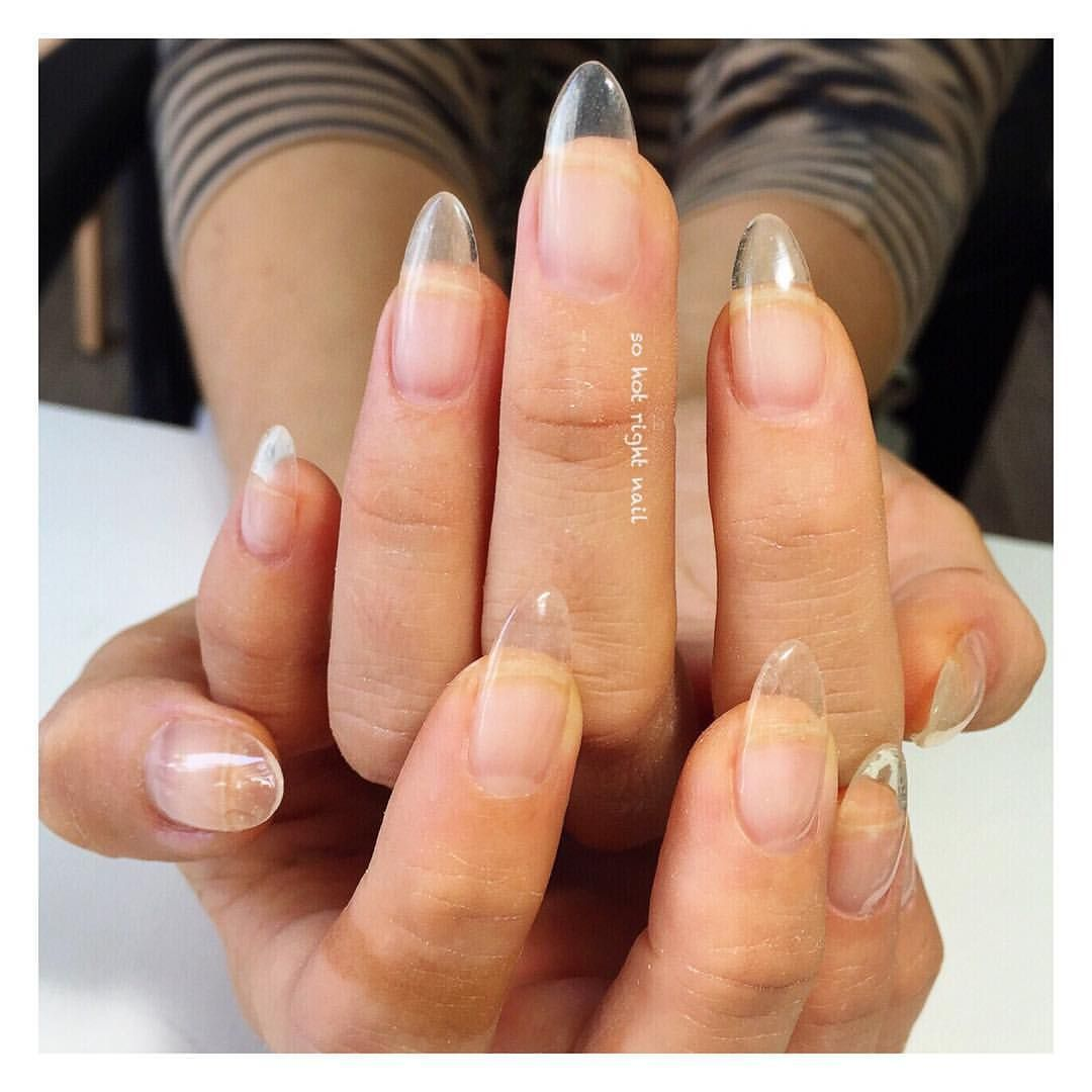 Instagram Photo By So Hot Right Nail Apr 25 2016 At 8 38am Utc Gel Nail Extensions Gel Extensions Hard Gel Nails