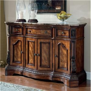Millennium Ledelle Dining Room Server Dining Room Server Wood Dining Room Brown Dining Room