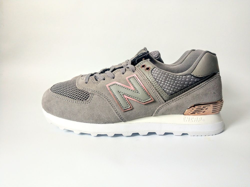584fc370219 New Balance 574 Classic Rose Gold Womens Size 85 Grey/Rose Gold WL574FSC NEW  #fashion #clothing #shoes #accessories #womensshoes #athleticshoes (ebay  link)