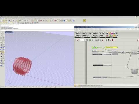 Parametric Origami With Grasshopper