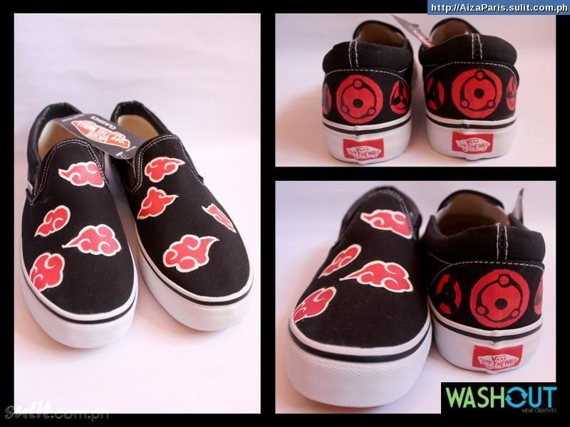 feabc11fa02 oooh i want these! they will match my Akatsuki cloak!!!!!  3 ...