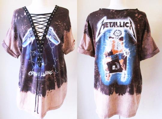 Metallica Dresses